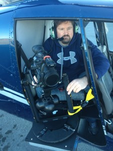 San Francisco helicopter video operator