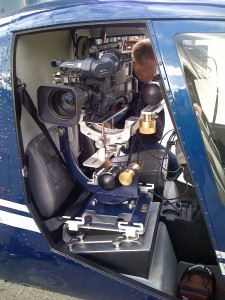 film support helicopter service