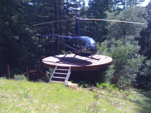 Robinson R44 3 Passenger