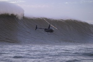 San Francisco Helicopter Riding Tour Wave